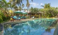 Pool Side - Villa Tanju - Seseh, Bali