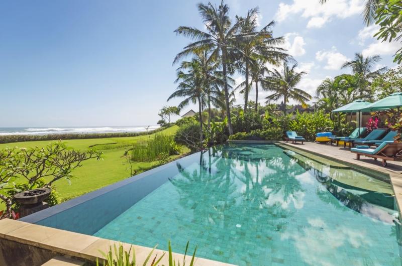 Pool with Sea View - Villa Tanju - Seseh, Bali
