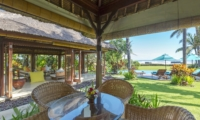 Seating Area - Villa Tanju - Seseh, Bali