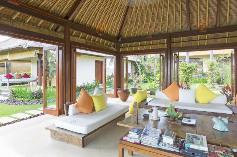 Living Area - Villa Tanju - Seseh, Bali