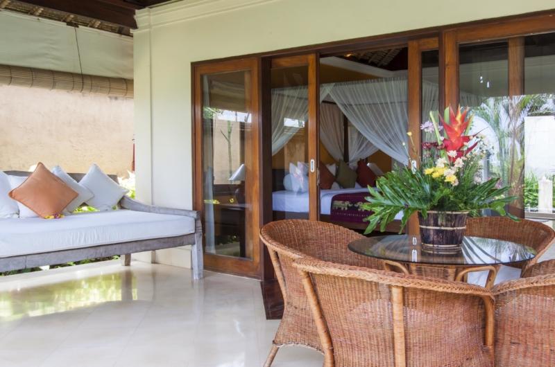 Bedroom and Balcony - Villa Tanju - Seseh, Bali