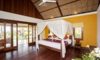 Bedroom with Outdoor View - Villa Tanju - Seseh, Bali