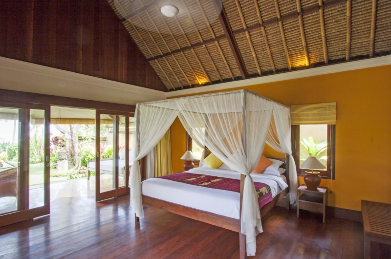 Four Poster Bed with View - Villa Tanju - Seseh, Bali