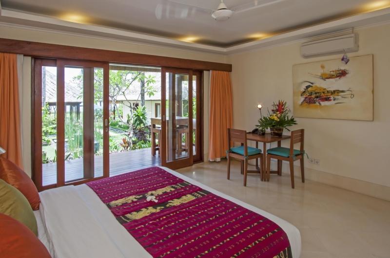 Bedroom with Seating Area - Villa Tanju - Seseh, Bali