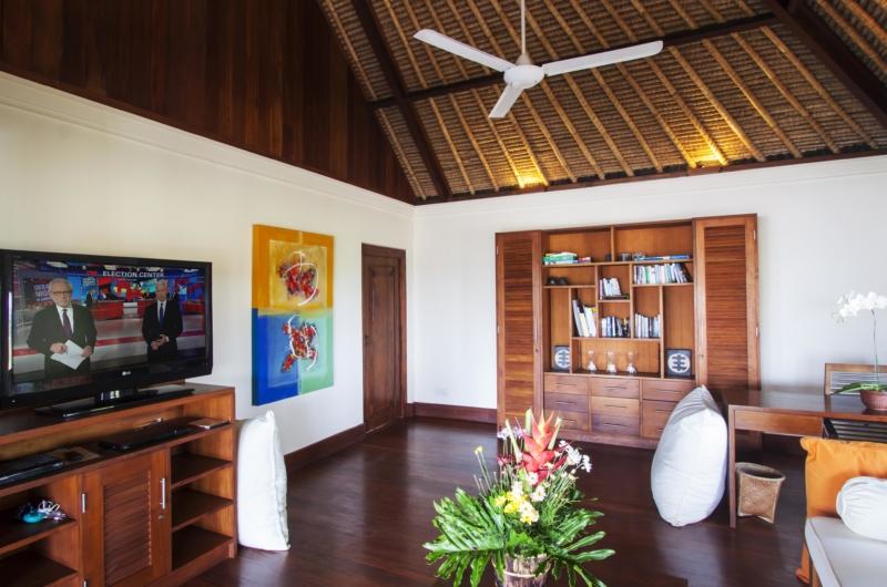 TV Room - Villa Tanju - Seseh, Bali