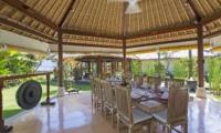 Dining Area - Villa Tanju - Seseh, Bali