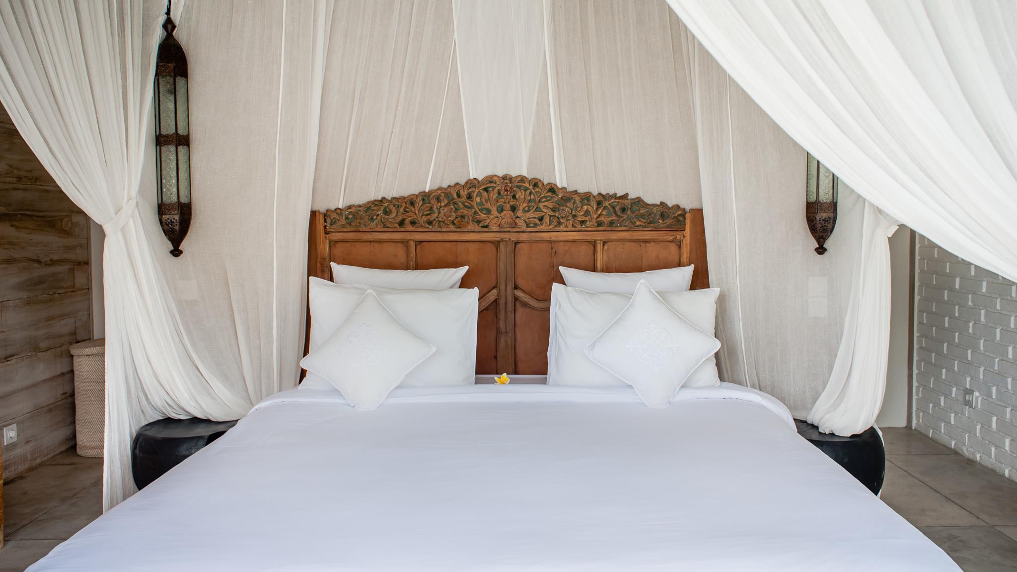 Bedroom - Villa Taramille - Kerobokan, Bali