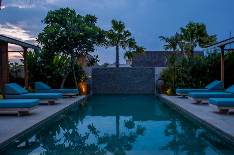 Pool - Villa Taramille - Kerobokan, Bali