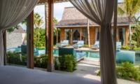 Room with Pool View - Villa Taramille - Kerobokan, Bali
