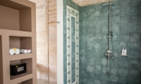 Bathroom with Storage Section - Villa Taramille - Kerobokan, Bali
