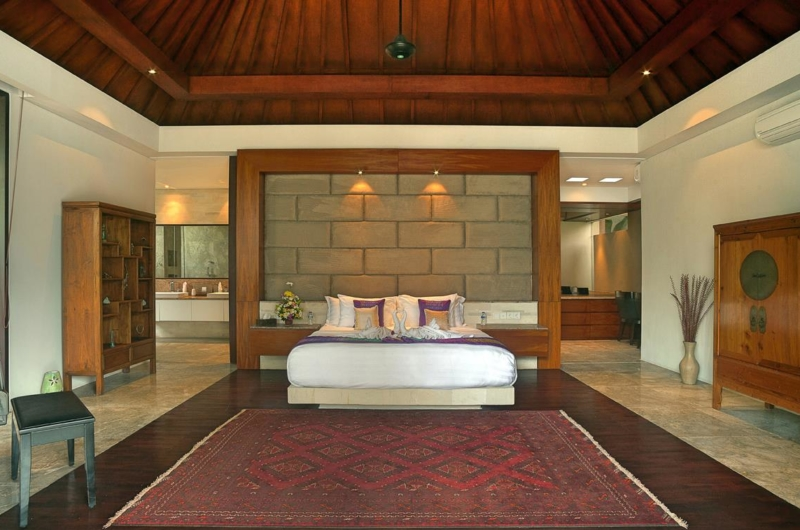 Spacious Bedroom - Villa Teana - Jimbaran, Bali