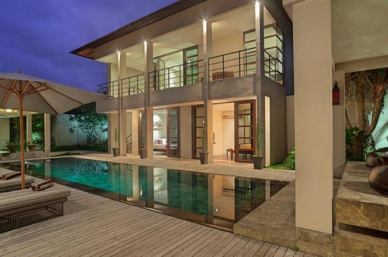 Pool Side - Villa Teana - Jimbaran, Bali