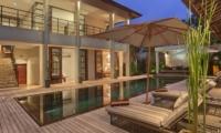 Reclining Sun Loungers - Villa Teana - Jimbaran, Bali