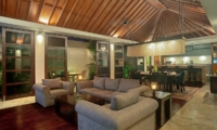 Living and Dining Area - Villa Teana - Jimbaran, Bali