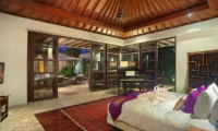 Bedroom with Pool View - Villa Teana - Jimbaran, Bali