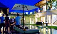 Pool - Villa Tenang - Batubelig, Bali