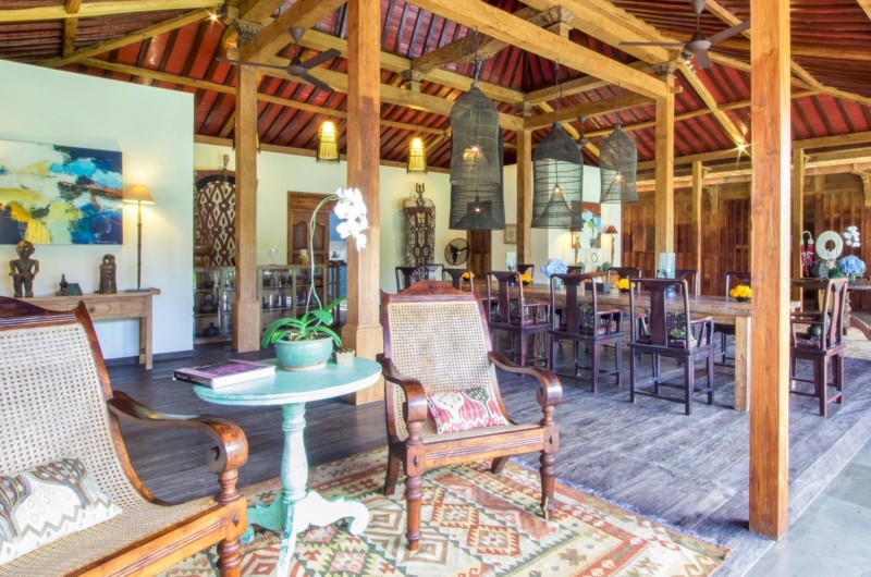 Seating Area - Villa Theo - Umalas, Bali