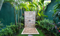 Open Plan Shower - Villa Theo - Umalas, Bali