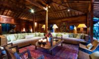 Indoor Living Area - Villa Theo - Umalas, Bali