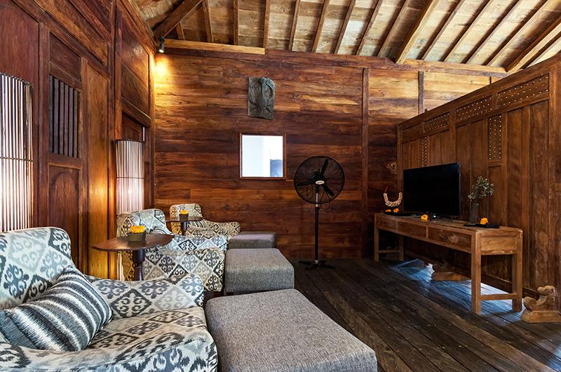 TV Room - Villa Theo - Umalas, Bali
