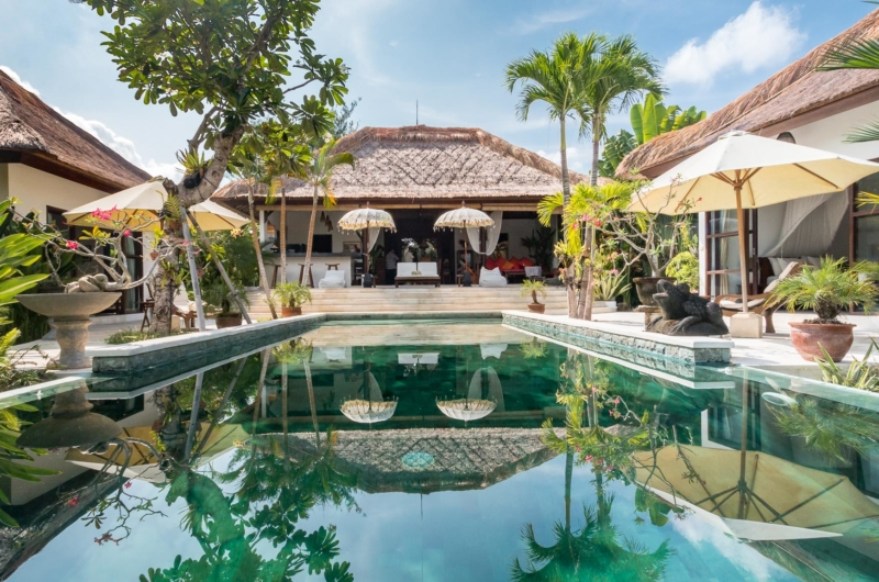 Swimming Pool - Villa Tibu Indah - Canggu, Bali