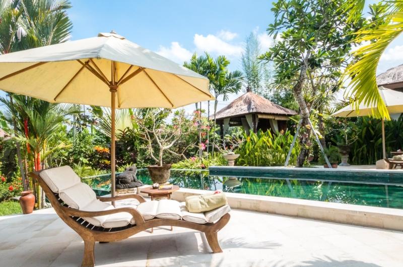 Sun Lounger - Villa Tibu Indah - Canggu, Bali