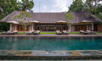 Swimming Pool - Villa Tirtadari - Canggu, Bali