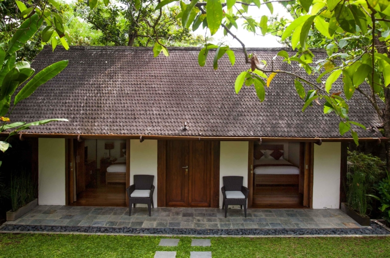 Outdoor Area - Villa Tirtadari - Canggu, Bali