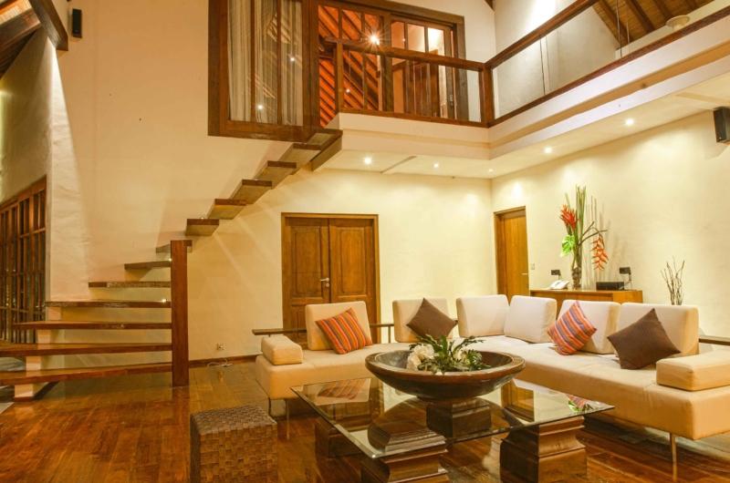 Living Area - Villa Tirtadari - Canggu, Bali