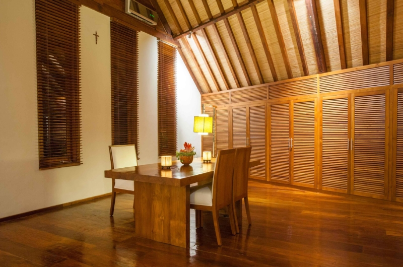 Study Room - Villa Tirtadari - Canggu, Bali