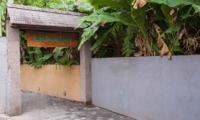 Entrance - Villa Tirtadari - Canggu, Bali