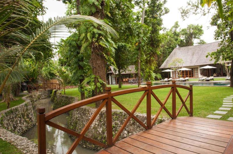 Gardens - Villa Tirtadari - Canggu, Bali