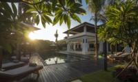 Gardens and Pool - Villa Tjitrap - Seminyak, Bali