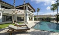 Pool Side - Villa Tjitrap - Seminyak, Bali