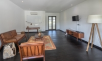 Lounge Area with TV - Villa Tjitrap - Seminyak, Bali