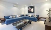 Family Area with TV - Villa Tjitrap - Seminyak, Bali