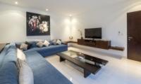 Family Room with TV - Villa Tjitrap - Seminyak, Bali