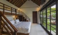 Bedroom with Extra Beds - Villa Tjitrap - Seminyak, Bali