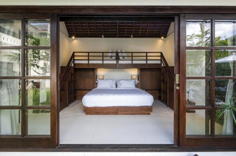 Bedroom View - Villa Tjitrap - Seminyak, Bali
