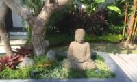 Outdoor Statue - Villa Tjitrap - Seminyak, Bali