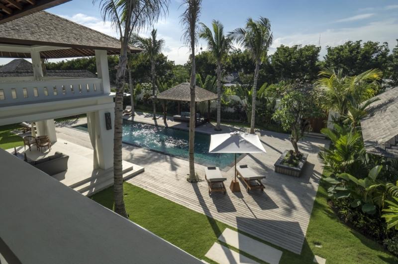 View from Top - Villa Tjitrap - Seminyak, Bali