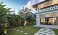 Pathway to Living Room - Villa Tjitrap - Seminyak, Bali