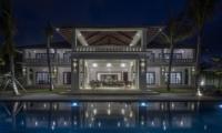 Night View - Villa Tjitrap - Seminyak, Bali