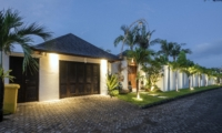 Entrance - Villa Tjitrap - Seminyak, Bali