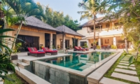 Reclining Sun Loungers - Villa Tresna - Seminyak, Bali