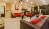 Living and Dining Area - Villa Tresna - Seminyak, Bali