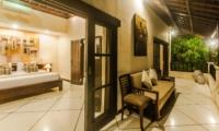 Bedroom View - Villa Tresna - Seminyak, Bali