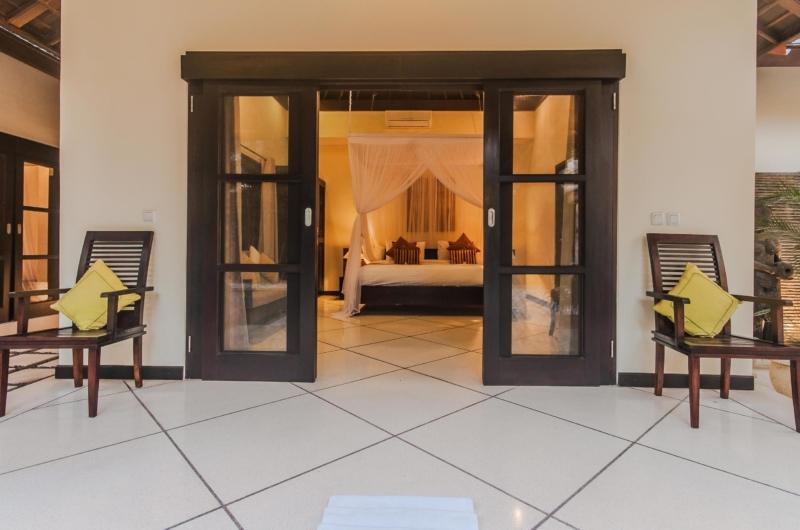 Bedroom with View - Villa Tresna - Seminyak, Bali