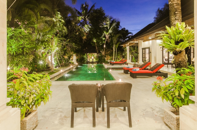 Private Pool - Villa Tresna - Seminyak, Bali