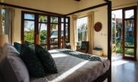 Bedroom with Gardens View - Villa Umah Daun - Umalas, Bali
